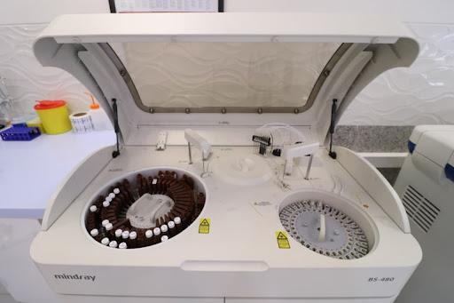 نمایی از صفحات داخلی دستگاه